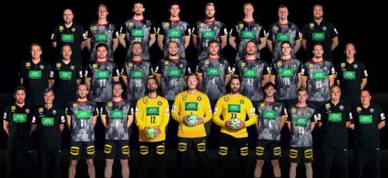 Handball Olympia Qualifikation – DHB Team – Deutschland – Copyright: Sascha Klahn / DHB