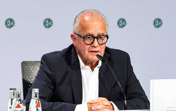 Fußball DFB-Bundestag – Fritz Keller – Fußball – 3. Liga – 25. Mai 2020 – Foto: Thomas Böcker / DFB