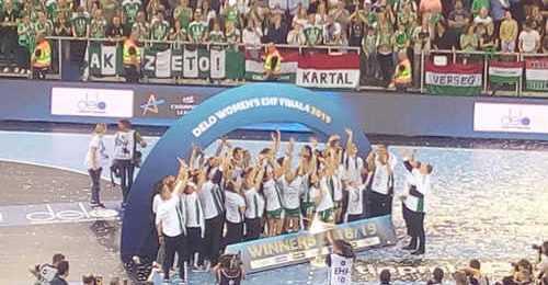 Handball EHF Final4 Finale 2019 – HC Rostov-Don vs. Györi Audi ETO KC – Foto: SPORT4FINAL