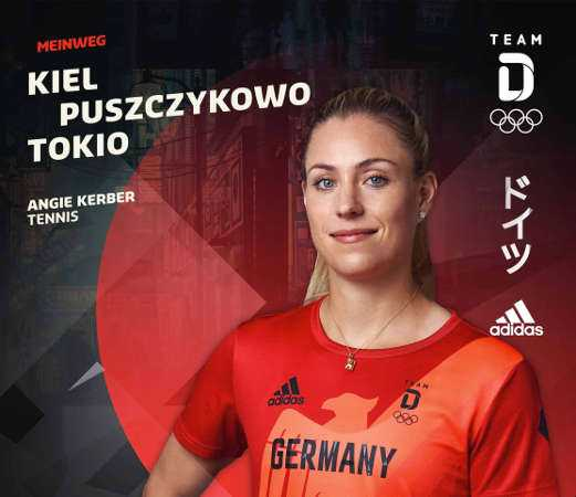 Olympia Tokio 2020 – Angelique Kerber – #MeinWeg – Copyright: DOSB